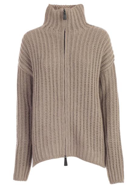 Dusan Sweater Alpaca Camionaire in natural
