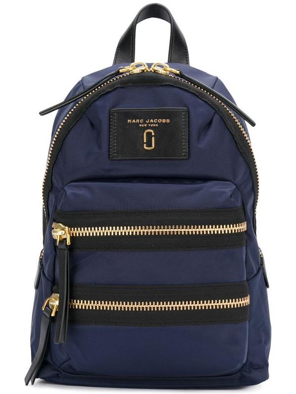 Marc Jacobs Biker backpack in blue