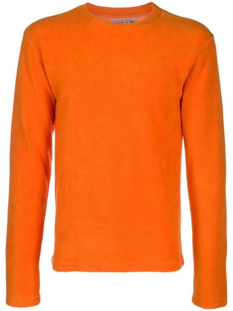 Walter Van Beirendonck Pre-Owned 1998's Walter Van Beirendonck top in orange