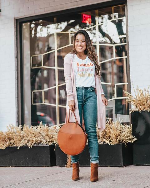 cute & little blogger jeans t-shirt dress shoes top bag jewels