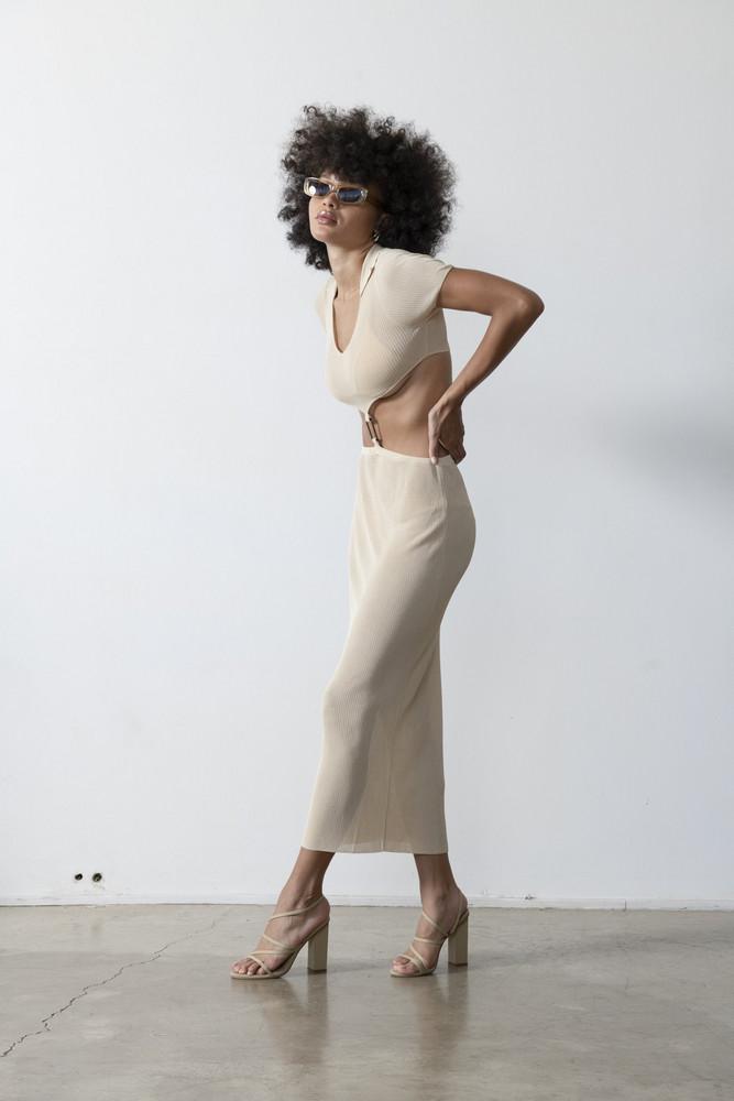 Aya Muse Bella Knit Dress