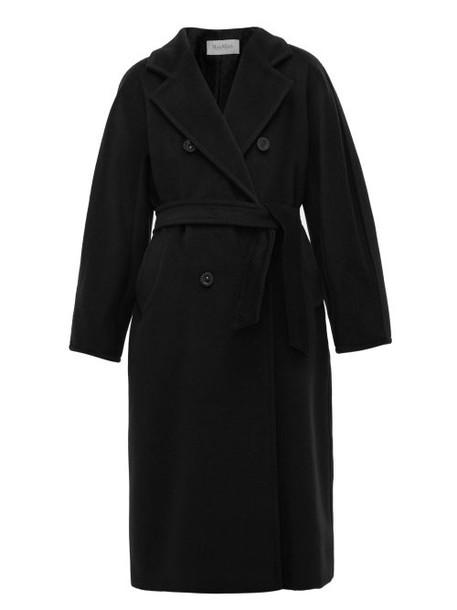 Max Mara - Madame Coat - Womens - Black