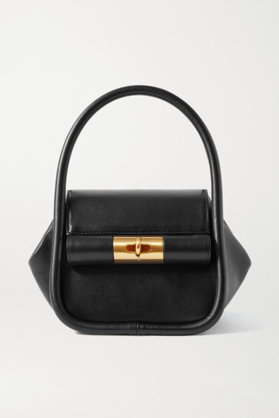 Gu de - Love Leather Tote - Black