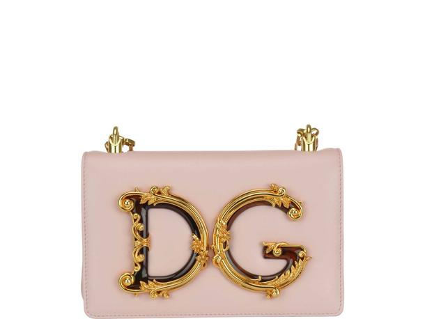 Dolce & Gabbana Dg Girls Bag in pink