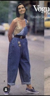 jumpsuit,overalls,oversized,outfit