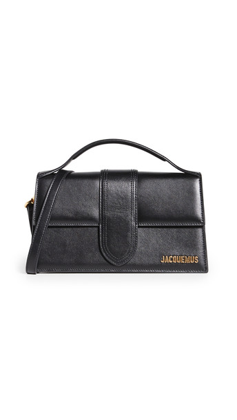 Jacquemus Le Grand Bambino Bag in black