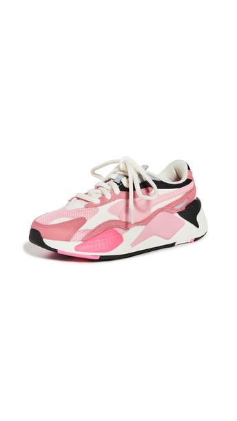PUMA RS-X3 CUBE Sneakers in rose / white