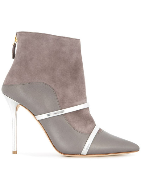 Malone Souliers Madison ankle boots in grey