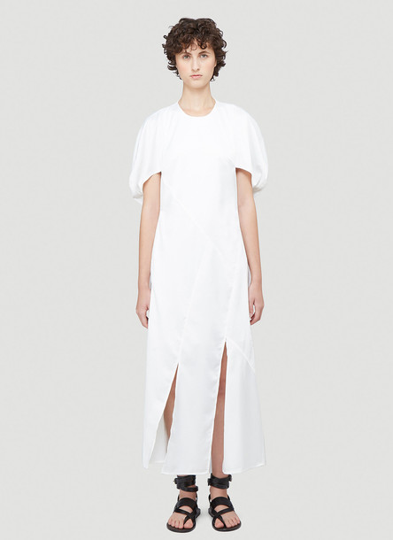 Rejina Pyo Lucinda Dress in White size UK - 08