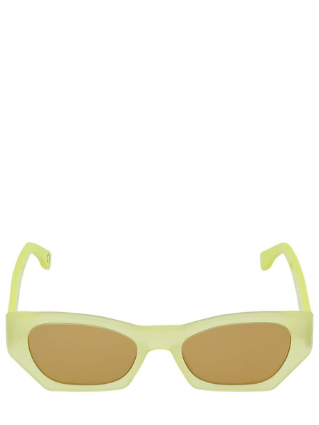 RETROSUPERFUTURE Amata Tutti Frutti Acetate Sunglasses in brown / green