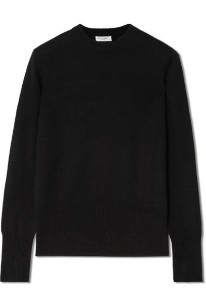 Equipment - Sanni Cashmere Sweater - Black