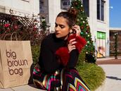 tanvii,blogger,skirt,top,tights,shoes,jewels