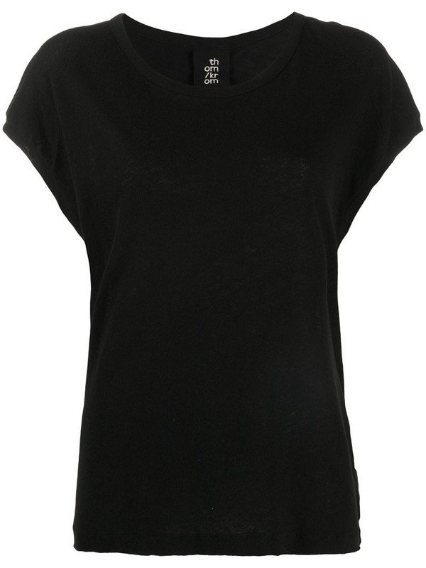 Thom Krom relaxed fit T-shirt in black