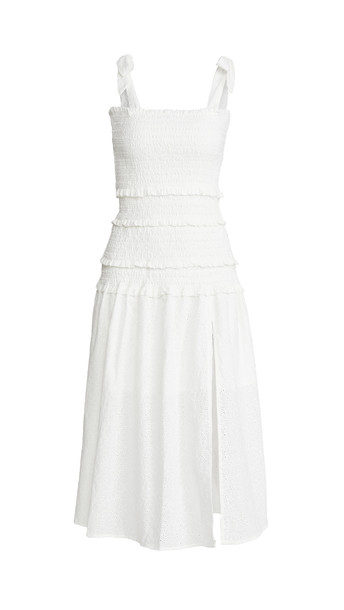 ASTR the Label Tess Dress in white