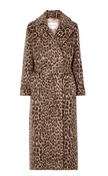 Max Mara Fiacre Wool-Blend Coat