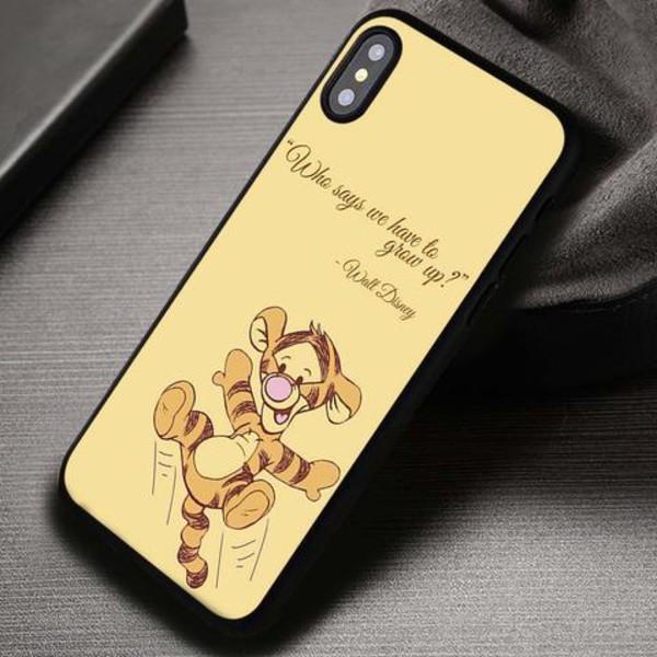 top cartoon disney winnie the pooh iphone case iphone 8 case iphone 8 plus iphone x case iphone 7 case iphone 7 plus iphone 6 case iphone 6 plus iphone 6s iphone 6s plus iphone 5 case iphone se iphone 5s