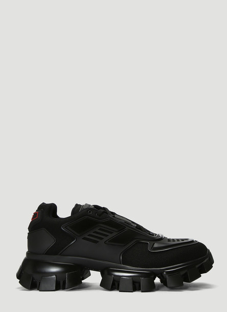 Prada New Cloudbust Sneakers in Black size EU - 38