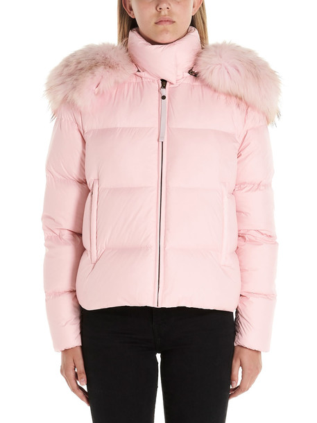 Mr & Mrs Italy Jacket in pink