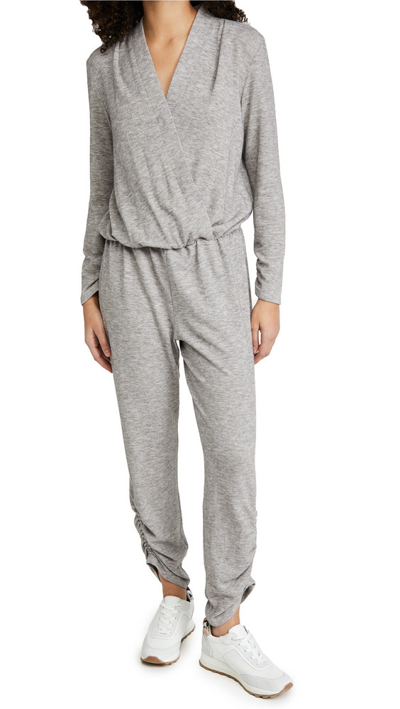 Amanda Uprichard Jadyn Jumpsuit in grey
