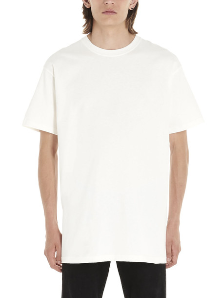 Ih Nom Uh Nit lil Wayne T-shirt in white
