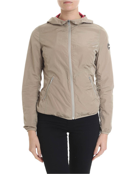 Colmar Colmar Charge Reversible Down Jacket in sand