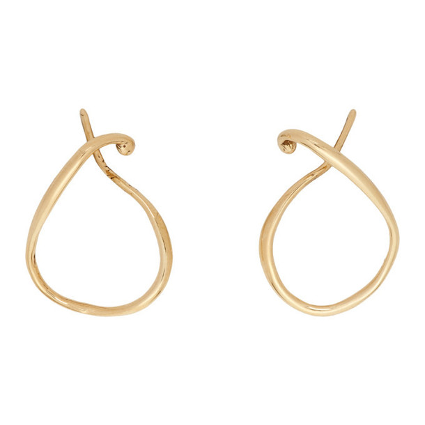 Faris Bronze Vinea Earrings