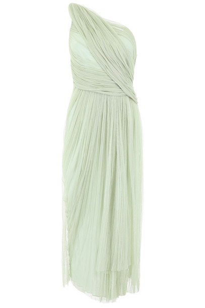 Maria Lucia Hohan Willa One-shoulder Dress in green