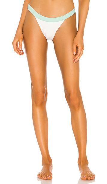 onia Leila Bikini Bottom in White
