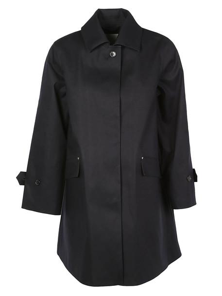 Mackintosh Trench Coat in black