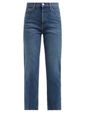 jeans,high,blue