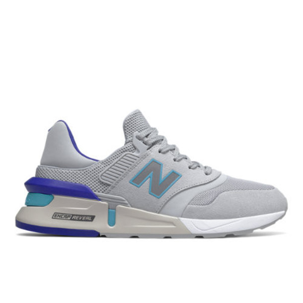 New Balance 997 Sport Men's Sport Style Shoes - Grey/Blue (MS997RA)