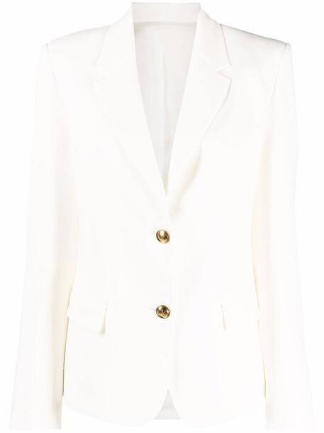 Valentino single-breasted blazer - White