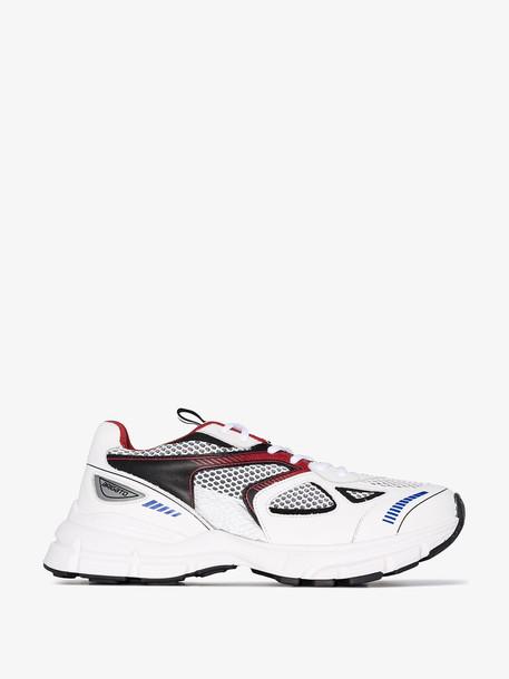 Axel Arigato X Browns white marathon low top sneakers