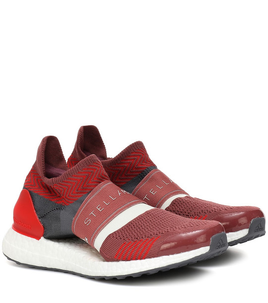 Adidas by Stella McCartney Ultraboost X 3D sneakers in red