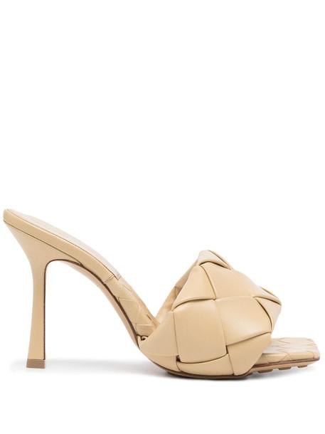 Bottega Veneta The Lido sandals in neutrals