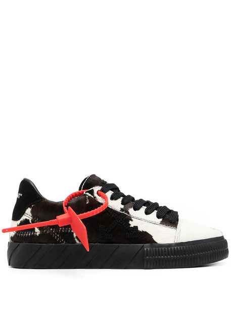 Off-White Pony New Vulcanized sneakers in neutrals