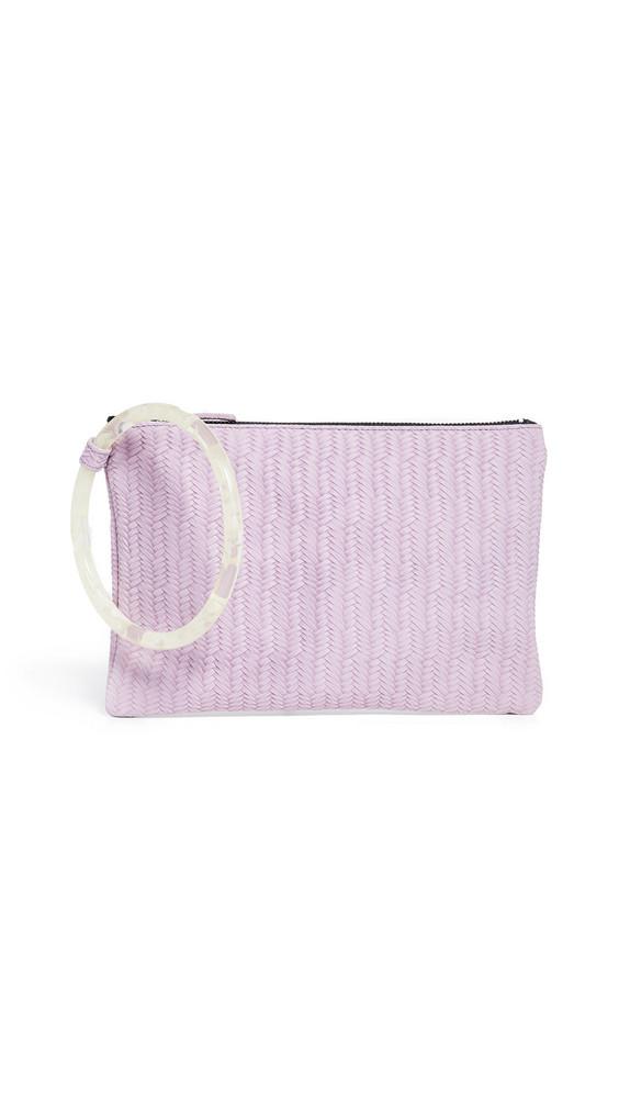 Oliveve Murphy Bracelet Clutch in lilac