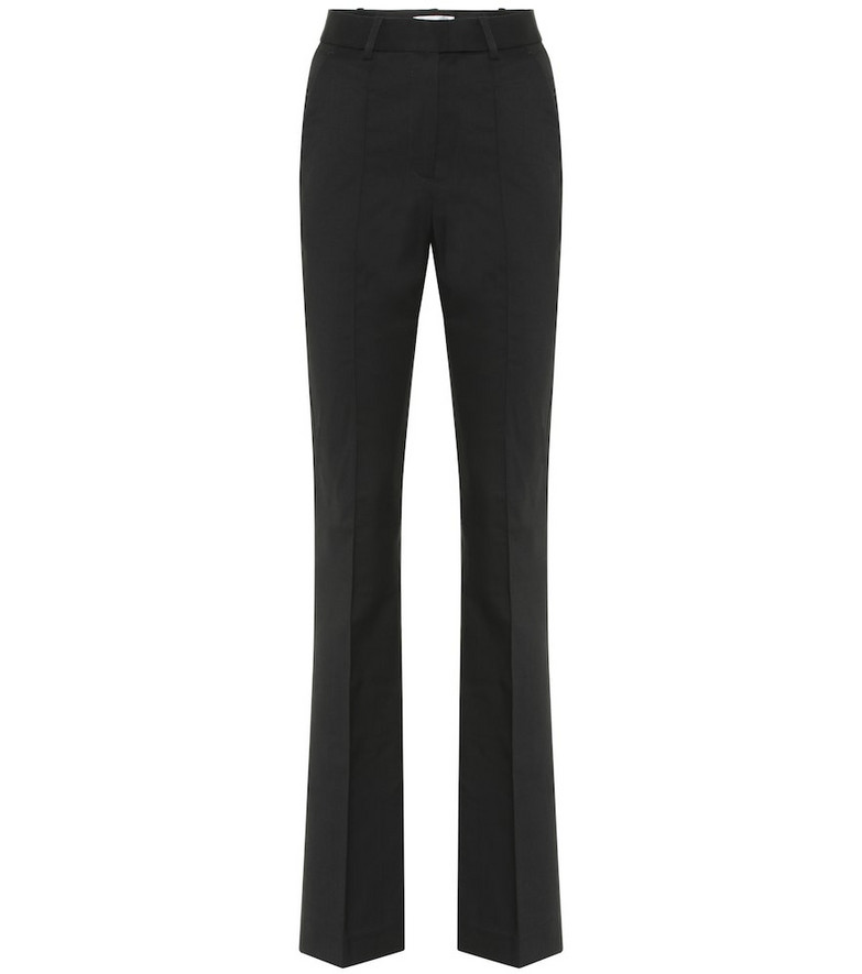 Rebecca Vallance Rossini high-rise slim pants in black