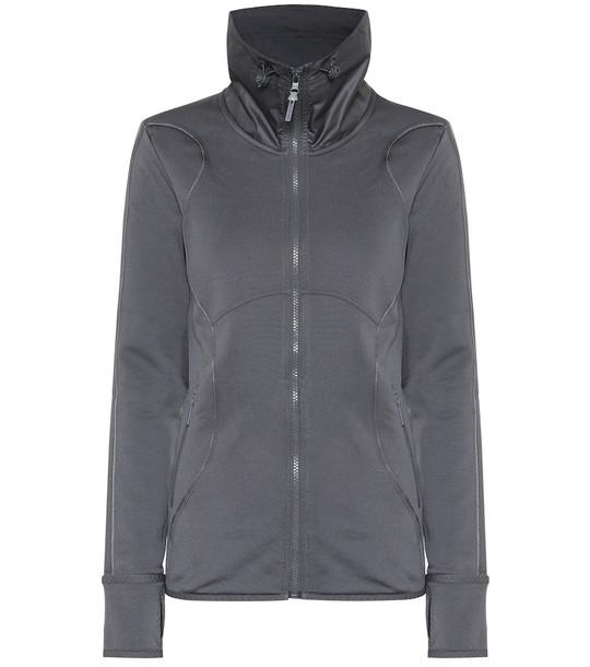 Adidas by Stella McCartney Track jacket in grey
