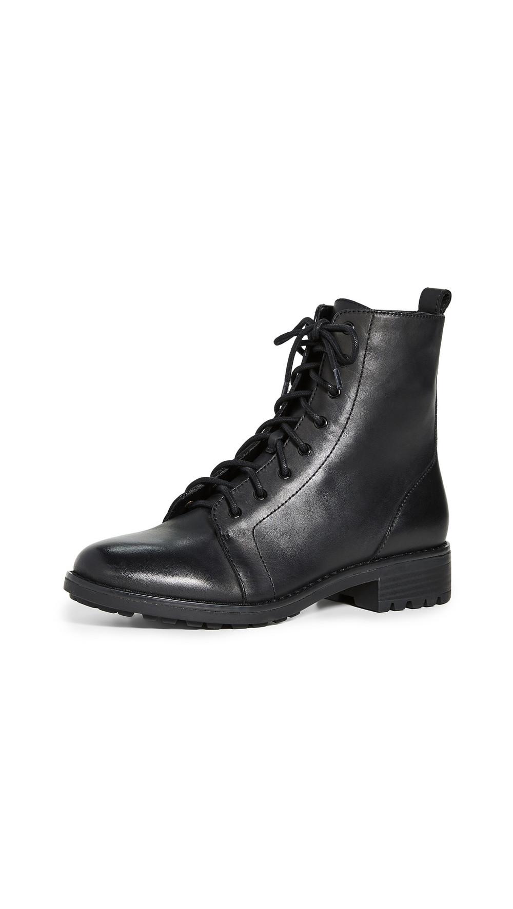 Villa Rouge Jade Boots in black