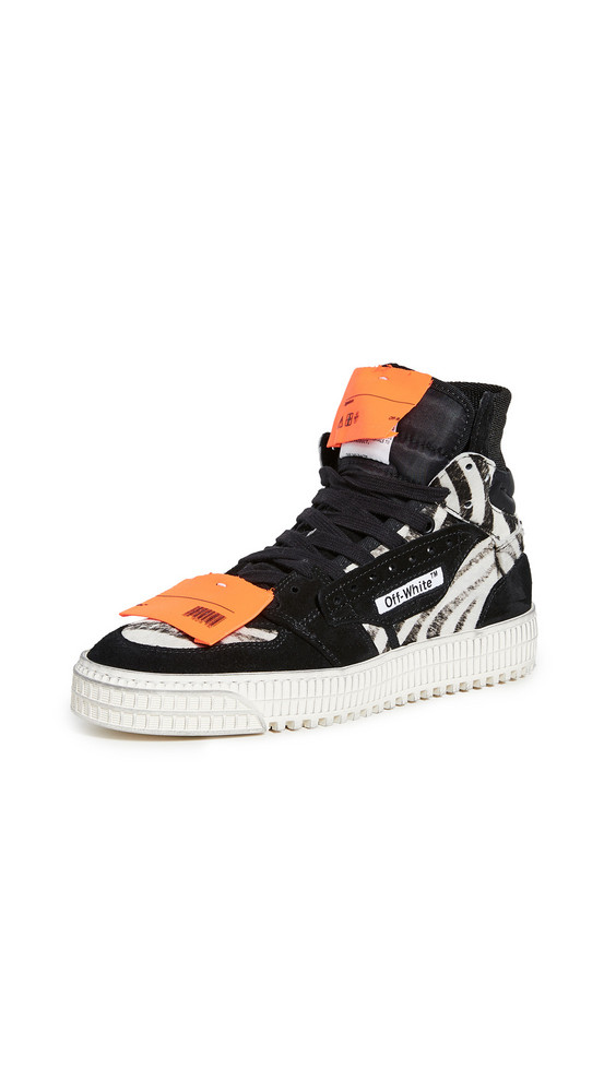 Off-White Off Court Sneakers in black