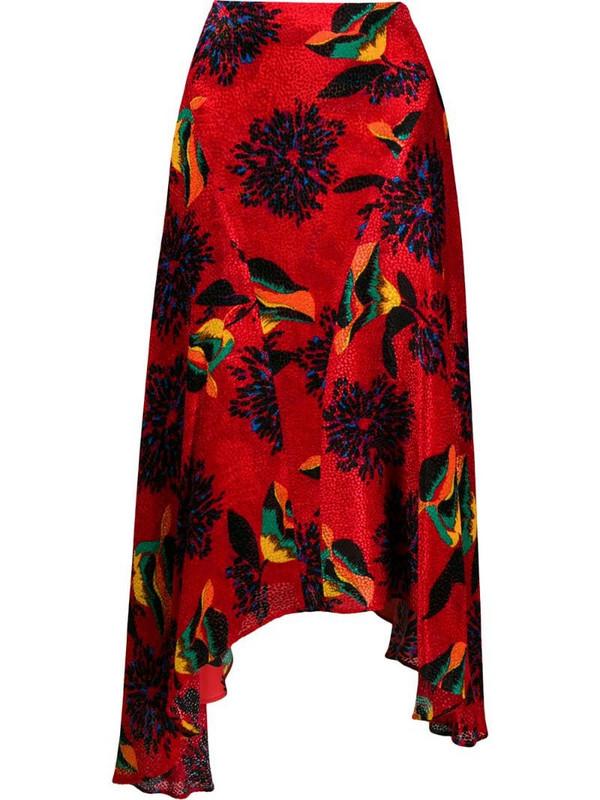 La Doublej Martha skirt in red