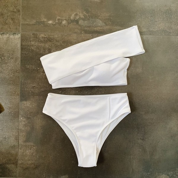 swimwear white swimwear