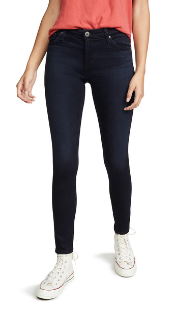 AG The Legging Ankle Jeans in blue