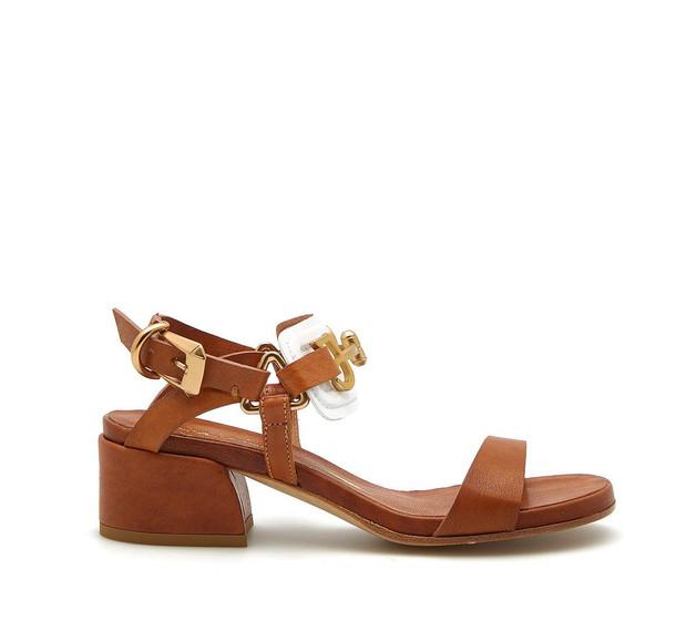 Fabi Sandals in bianco