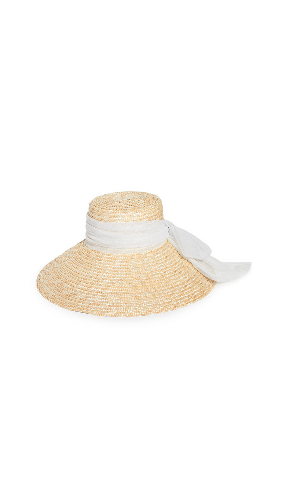 Eugenia Kim Mirabel Hat in natural