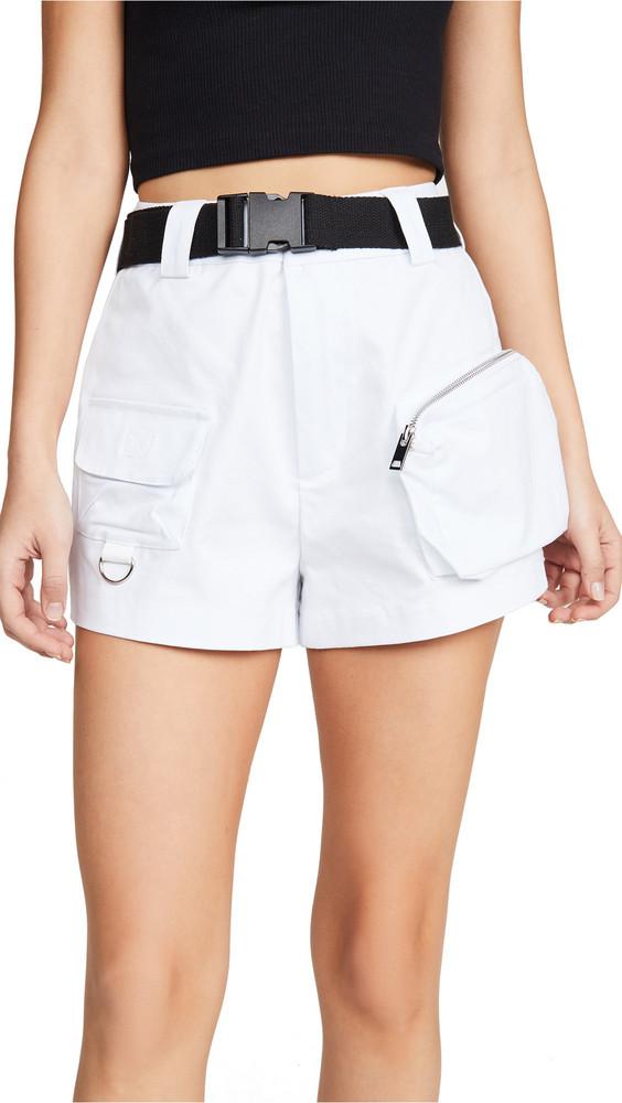 I.AM.GIA I.AM. GIA Edam Shorts in white