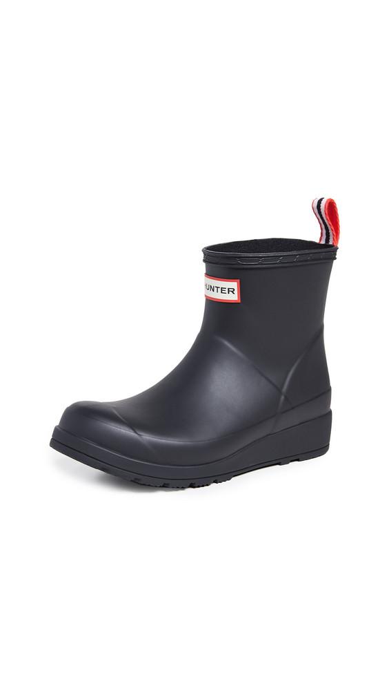 Hunter Boots Original Short Play Boots in black