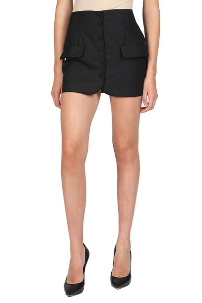 Danielle Guizio Skirt in nero
