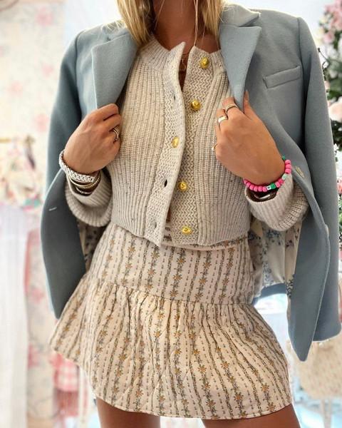 skirt jacket